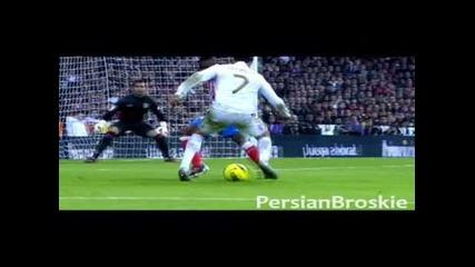 Cristiano Ronaldo 2012/2011 Like That (monster Real Madrid Compilation!)