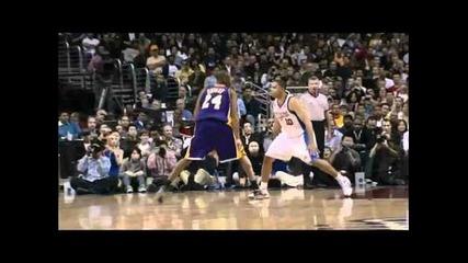 Kobe Bryant & Derrick Rose Mix Hd