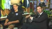 Richard Lenton interviews Joe hart