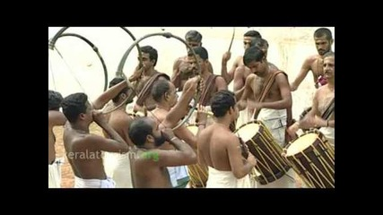 Rhythms of Kerala