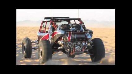 Пари + евтин бензин + пустиня = Кеф На Макс !!!