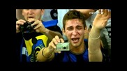 Невероятните моменти на Моуринио в Интер!