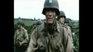Iron maden The trooper-saving private Ryan
