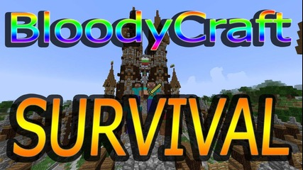 Bloodycraft Survival 4 [chest Room]