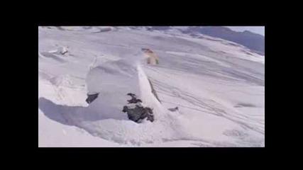 Падания със сноуборд