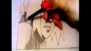 How to draw Sakura Haruno