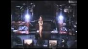 Анахи концерт в Монтерей