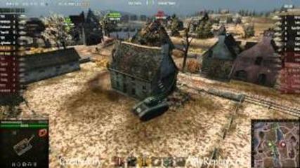 Tank - Bdr G1b - 3 frags