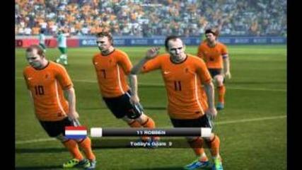 Best goals Pc 2012
