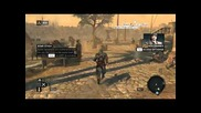 Assassin's Creed Revelations Gameplay [maxed Out] - Gtx 590 [720p] - 9.5/10