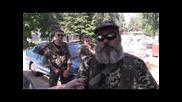 Руски сепаратисти взели в плен негър и заплашват Обама