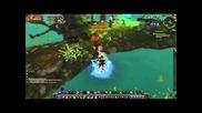 Level 86 Rogue v Blood Dk Pvp - Mists of Pandaria Beta