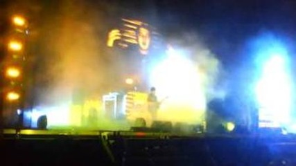 Chase and Status Live - End Credits @ Spirit of Burgas 2012