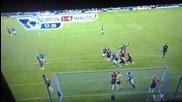 Евертън 1 - 0 Манчестър Юнайтед ( Бг Аудио ) Фелани Гол