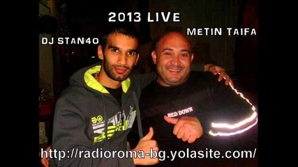 ork Metin Taifa 2013 Live - Jivei Mi Se Dj Slavco
