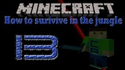 First Emerald - Minecraft How To Survive In The Jungle