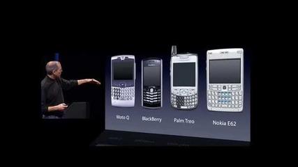 [hd] Steve Jobs - 2007 iphone Presentation