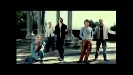 Backstreet Boys - I Did It For You