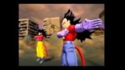 Dbz Infinite World: Super Saiyan 4 Gogeta