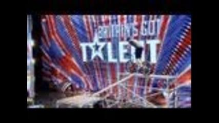 Joe Oakley - Britain's Got Talent 2011 audition