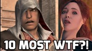 The 10 Most Shocking ssassin's Creed Moments Of All Time