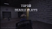 Top10 Deagle Frags/plays by pugt