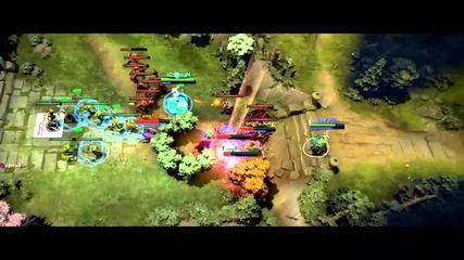 [dotafx] Ti3 - The Epic Play - Vol.24 - Mu! Double Rampage~