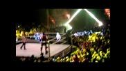 Kane and Randy Orton Entrance