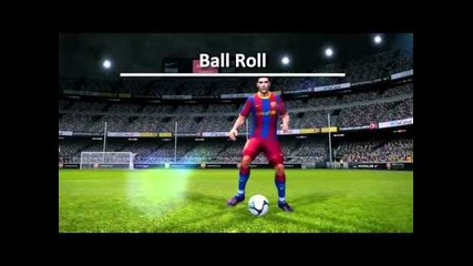 Pes 2012 Tricks and Feints Tutorial
