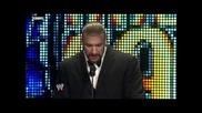 Wwe Hall of Fame 2011: Triple H Inducts Shawn Michaels (hd)