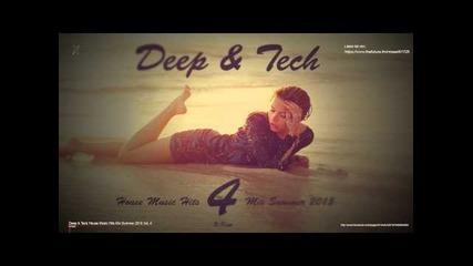 Deep & Tech House Music Hits Mix Summer 2015 Vol. 4 by X-kom (teaser)