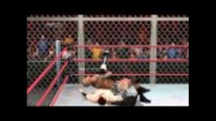 Wwe hell in a cell 2010 svr11 simulation