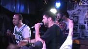 Silent City & 4pk - Sound Vandalism (xprsn - Live @ Club Stroeja, Sofia - 7 February 2013)