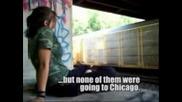 Возене на товарен влак Train Hopping