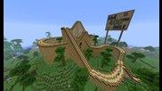 Топ 5 minecraft rollercosters