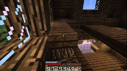 Minecraft # Sp # Епизод 14 - Обзавеждане на къщичката :)