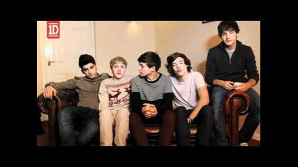 One Direction - Video Diary 2