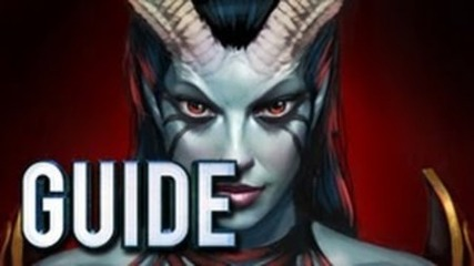 Dota 2 Guide - Queen of Pain