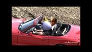 Miata Drift Cut Short by Chp