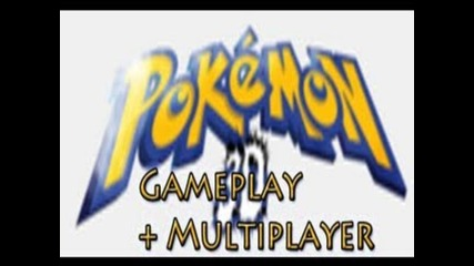 Pokemon 3d Gameplay/ Multiplayer с Venom