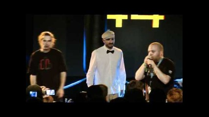 K.i.m. vs. Skiller - 1/4 Final - Grand Beatbox Battle