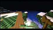 Minecraft Hard Survival w/ Crysisbulgarian   Еп.1   Къщата и Рудите!  