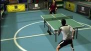 Игра за тенис на маса (tischtennis Simulator 3d)