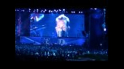 Metallica Live2010, Nothing Else Matters, Long Intro By Kirk Hammet, Sofia,bulgaria,1080phd