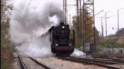Парен локомотив 01.23 на гара Подуяне - част 3