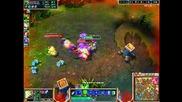 League of Legends - Sauruman vs. Fireplay Epic 40 Min. Battle