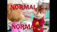 Selena Gomez Ft Chipmunks - Love You Like A Love Song [normal]