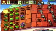 Plants Vs. Zombies Part 14: Up On The Roof