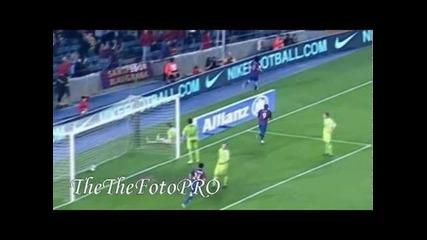 Lionel Messi 2011 [new] Ready for 2012 - Danza Kuduro