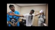 "50 Cent x G-unit in Birmingham - Lloyd Banks and Dj Whoo Kid ""beamer, Benz, or Bentley Rehearsal"""